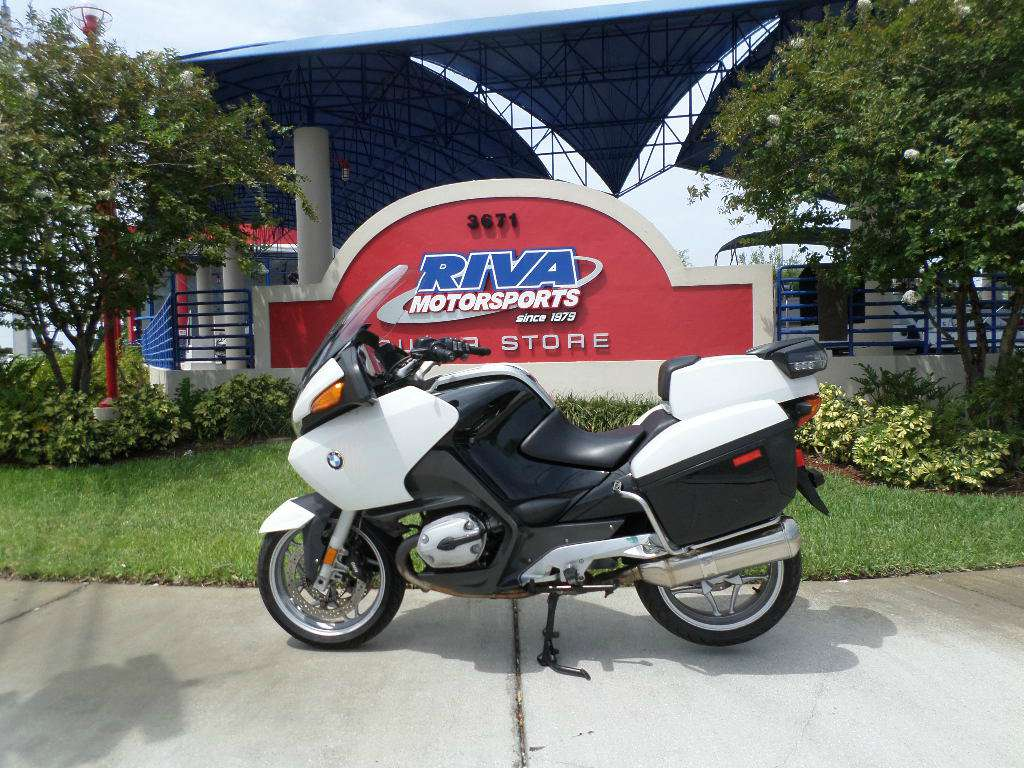 2009 BMW R1200RT-P, motorcycle listing