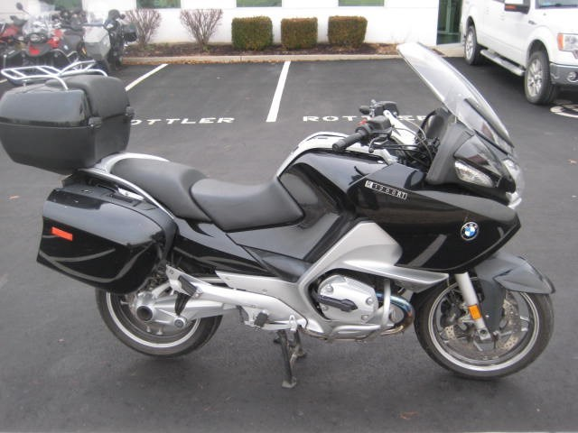 2009 BMW R1200RT, motorcycle listing