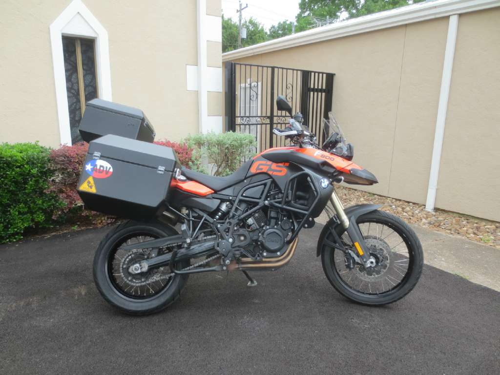 2010 BMW F 800 GS, motorcycle listing