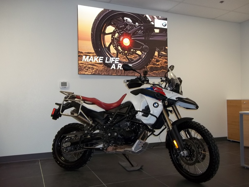 2010 BMW F 800 GS Special Edition, motorcycle listing