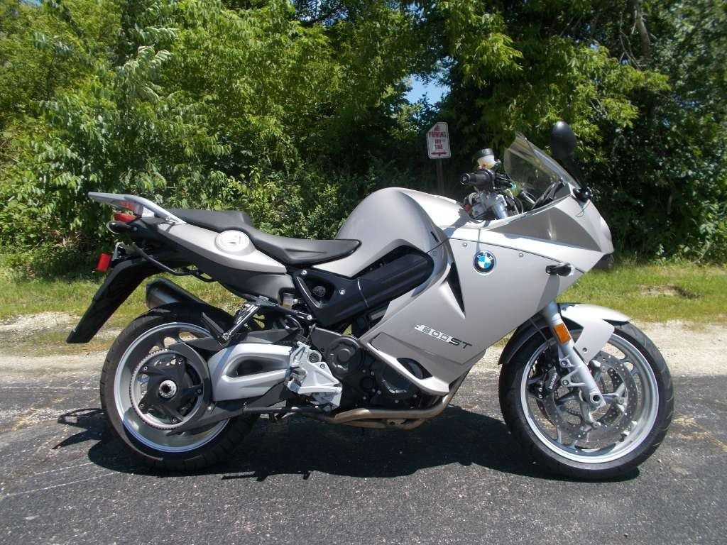 2010 BMW F 800 ST, motorcycle listing