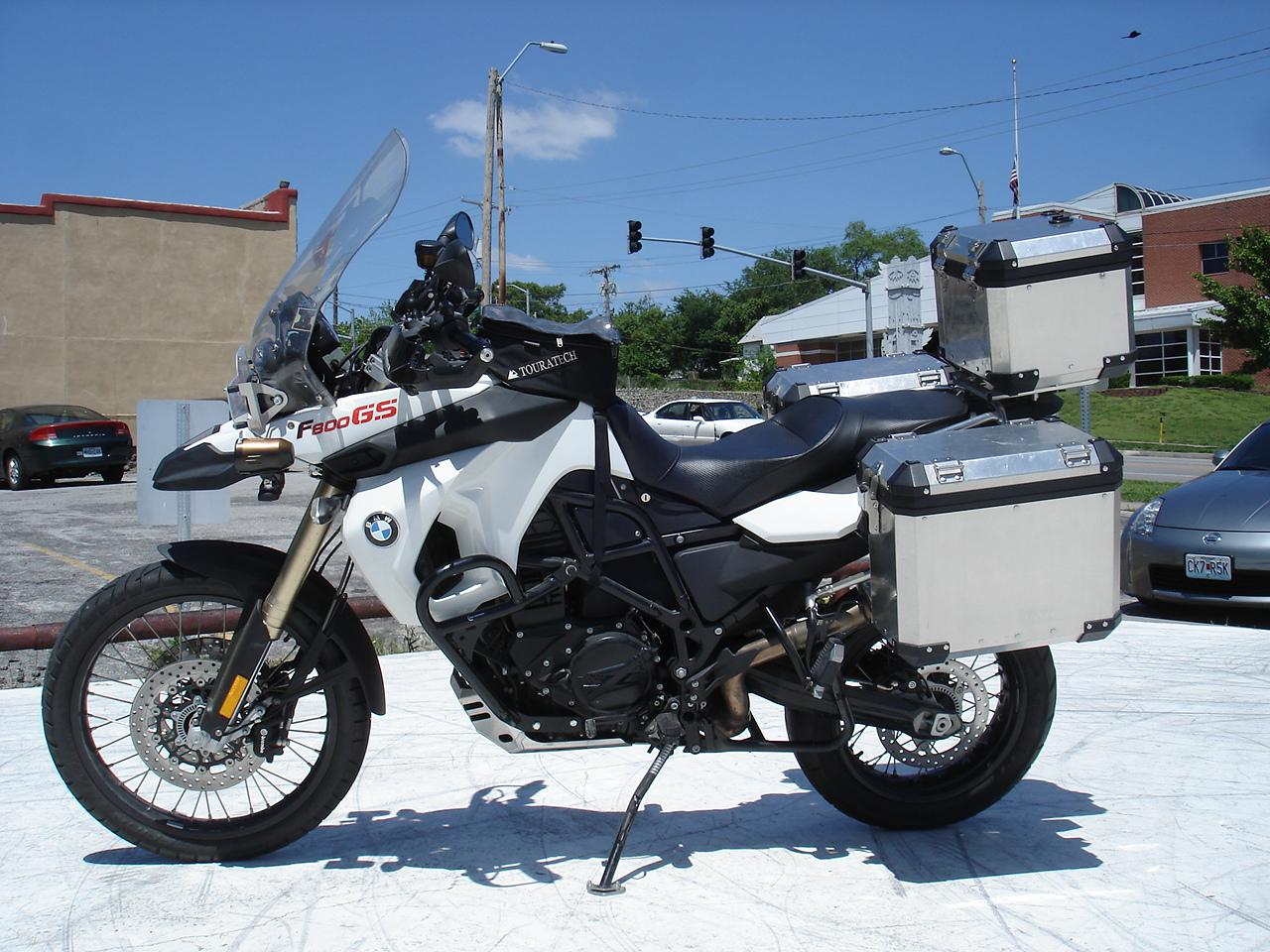 2010 BMW F800GS, motorcycle listing