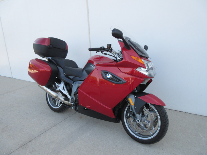 2010 BMW K 1300 GT, motorcycle listing