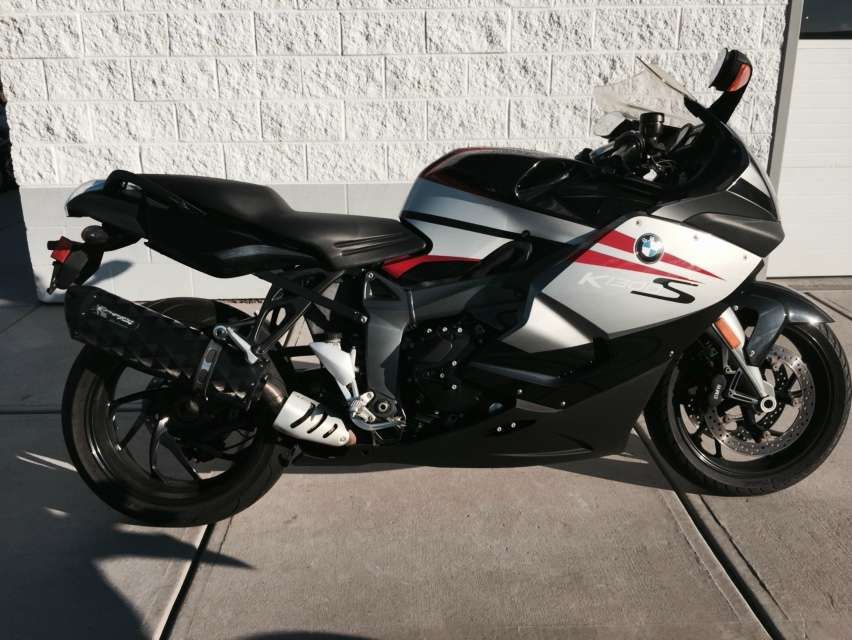 2010 BMW K 1300 S, motorcycle listing
