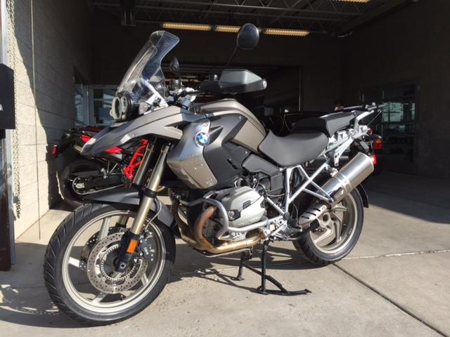 2010 BMW R 1200 GS, motorcycle listing