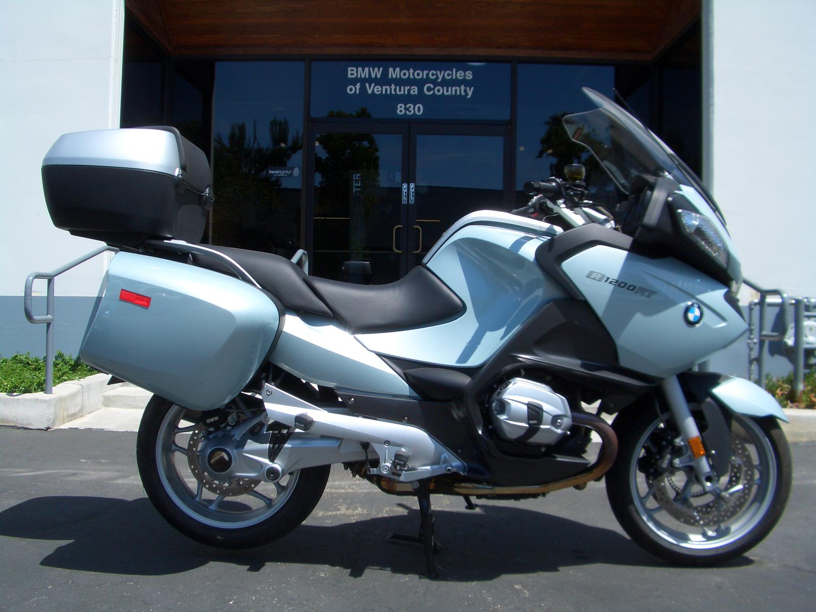 2010 BMW R 1200 RT, motorcycle listing