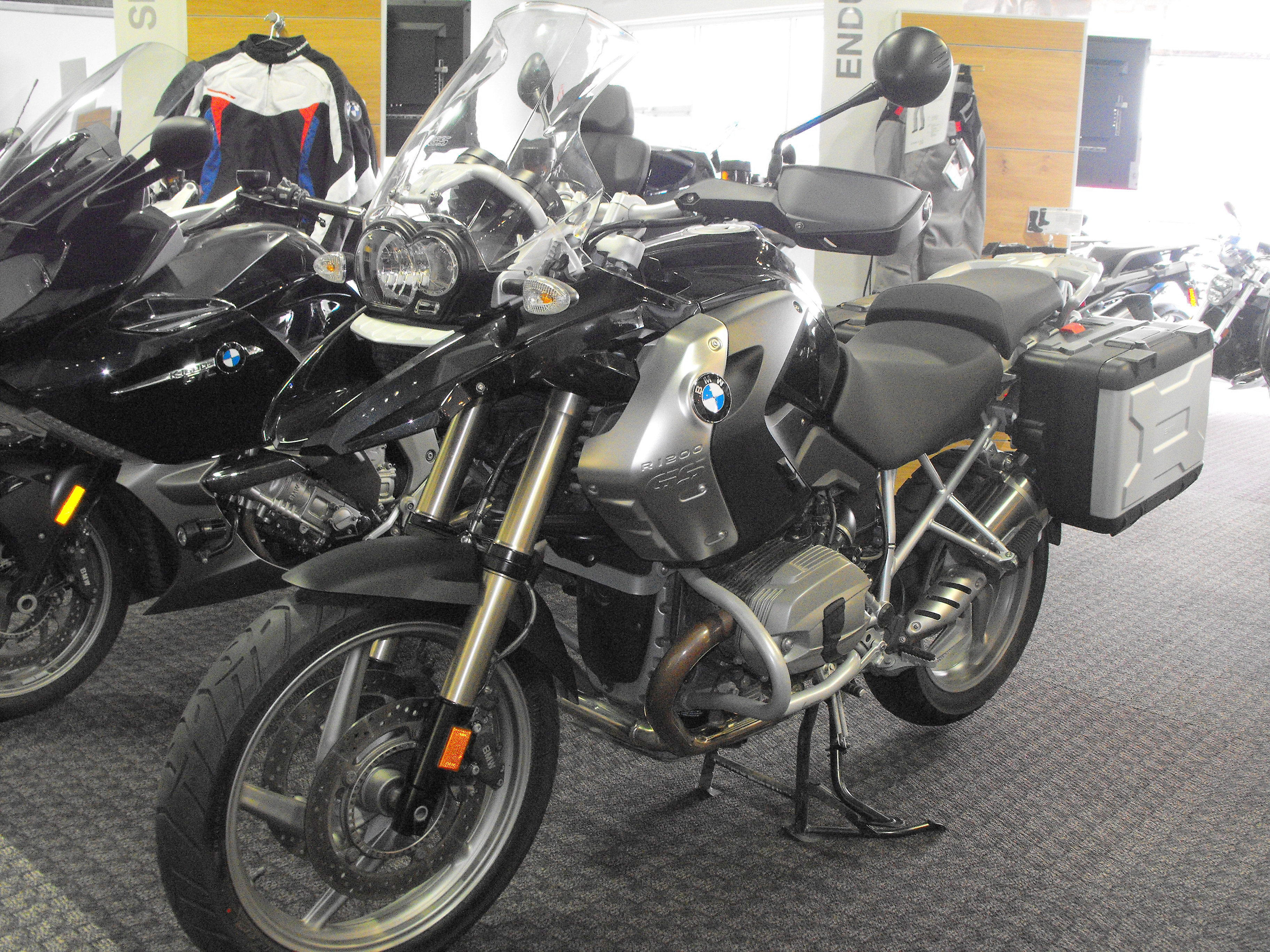 2010 BMW R1200GS, motorcycle listing