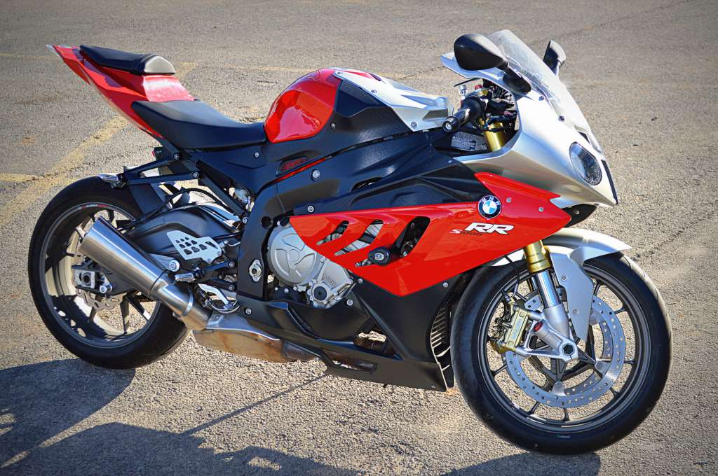 2010 BMW S 1000 RR, motorcycle listing