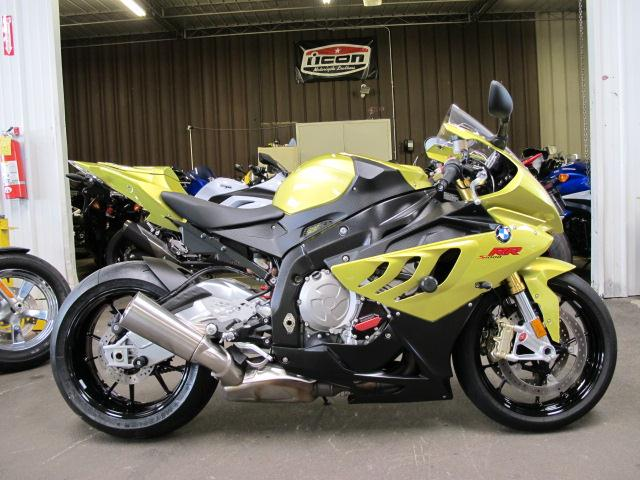 2010 BMW S1000RR, motorcycle listing