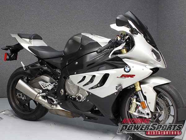 2010 BMW S1000RR W/ABS & DTC, motorcycle listing