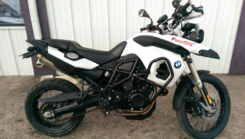 2011 BMW F 800 GS, motorcycle listing