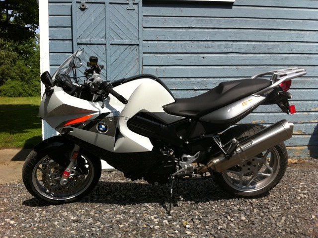 2011 BMW F 800 ST, motorcycle listing