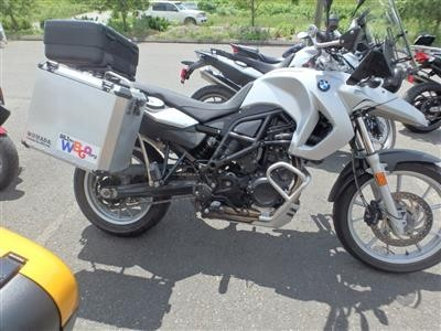 2011 BMW F650GS, motorcycle listing