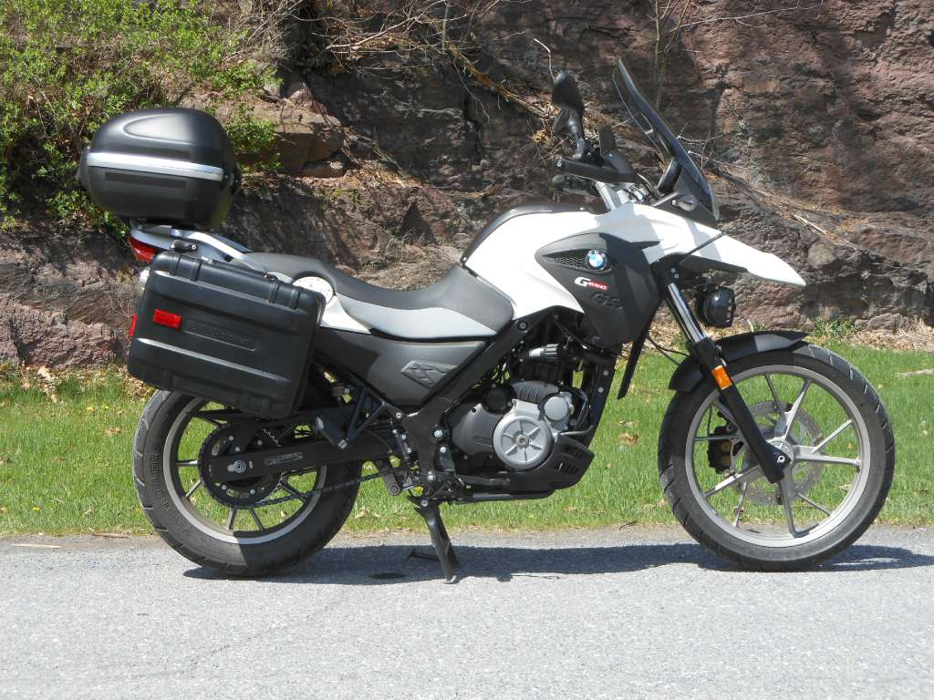 2011 BMW G 650 GS, motorcycle listing