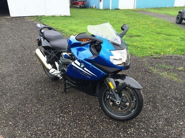 2011 BMW K 1300 S, motorcycle listing