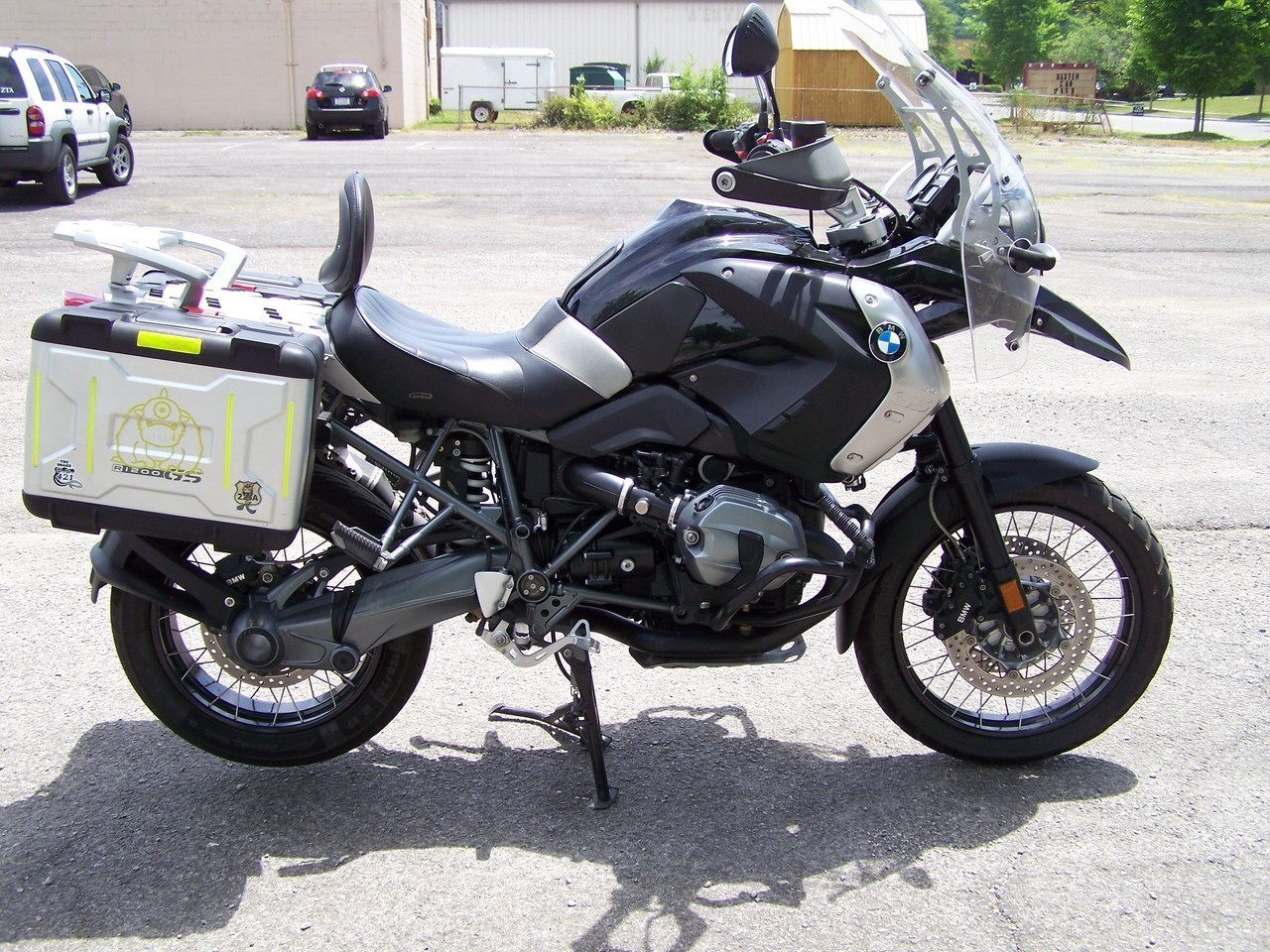 2011 BMW R 1200 GS, motorcycle listing