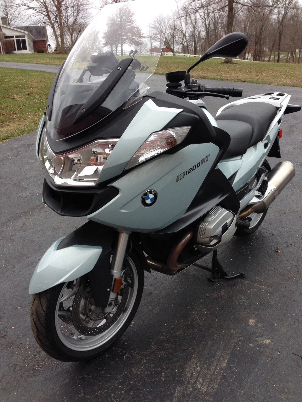 2011 BMW R 1200 RT, motorcycle listing