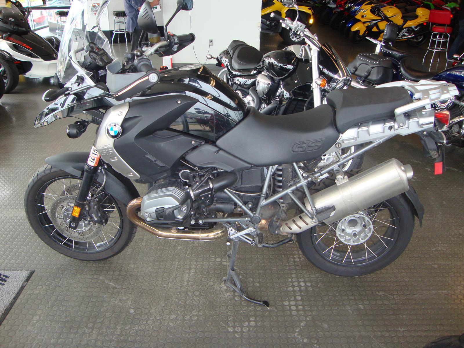 2011 BMW R 1200GS, motorcycle listing