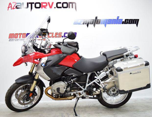 2011 BMW R1200GS ABS, motorcycle listing