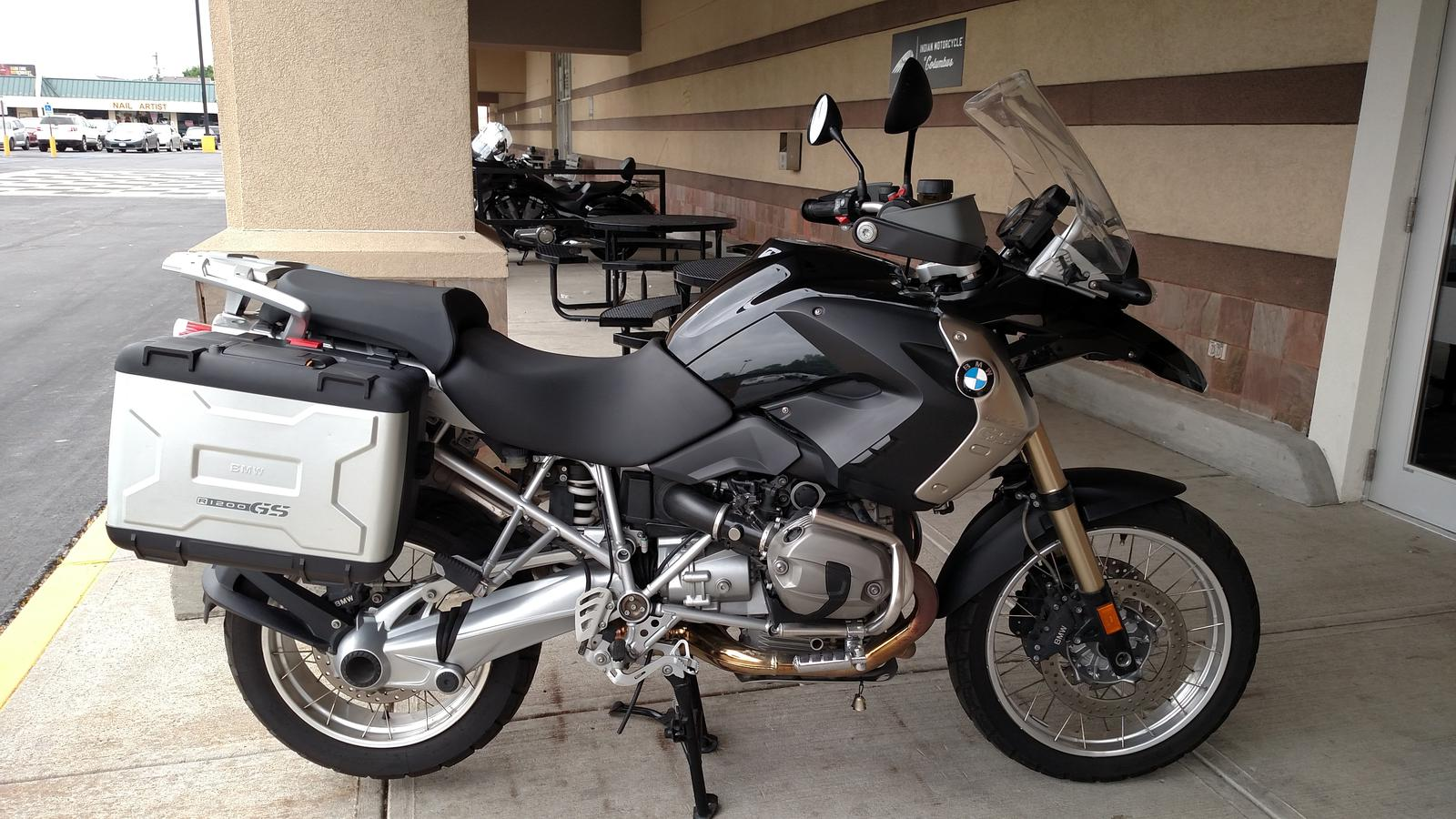 2011 BMW R1200GS, motorcycle listing
