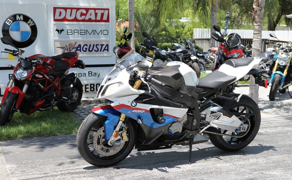 2011 BMW S 1000 RR, motorcycle listing
