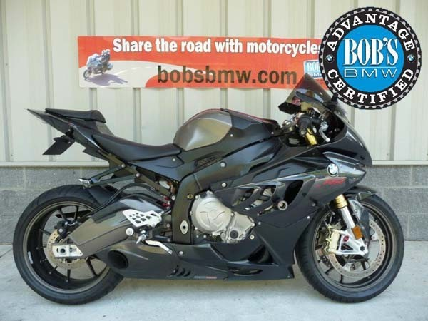 2011 BMW S1000RR, motorcycle listing