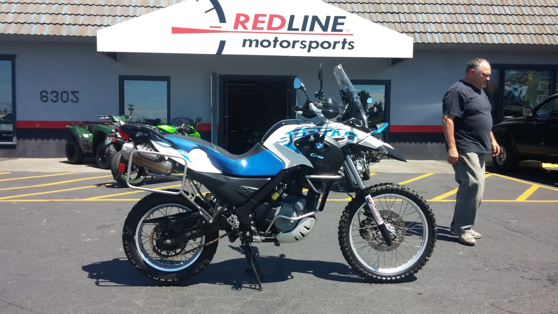 2012 BMW F 650 GS, motorcycle listing