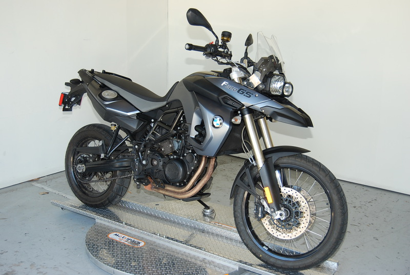 2012 BMW F 800 GS, motorcycle listing