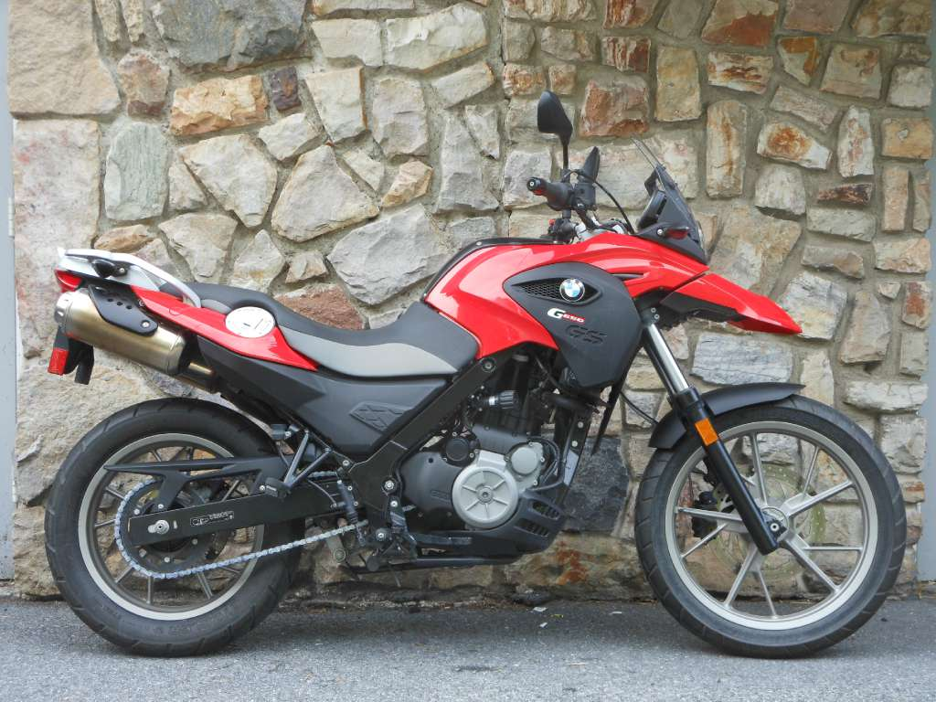 2012 BMW G 650 GS, motorcycle listing