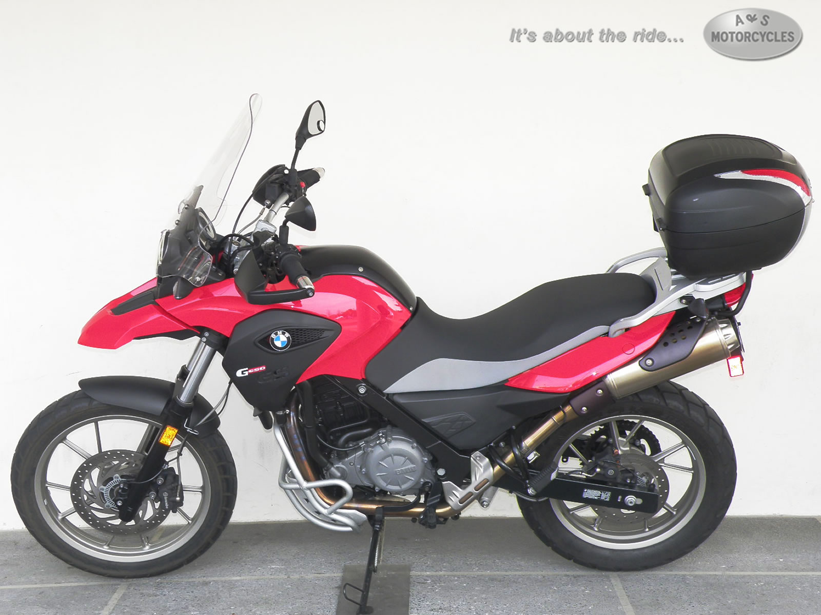 2012 BMW G650GS, motorcycle listing