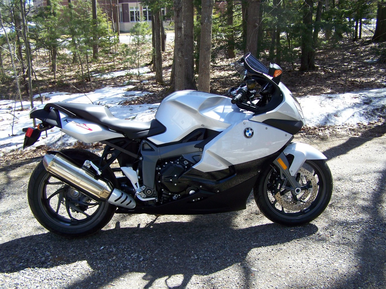 2012 BMW K 1300 S, motorcycle listing