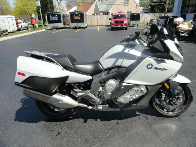 2012 BMW K 1600 GT, motorcycle listing