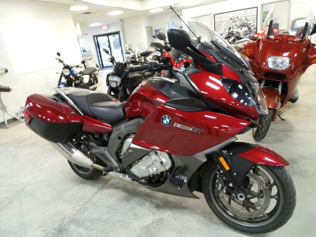 2012 BMW K1600 GT, motorcycle listing