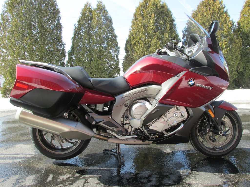 2012 BMW K1600GT, motorcycle listing