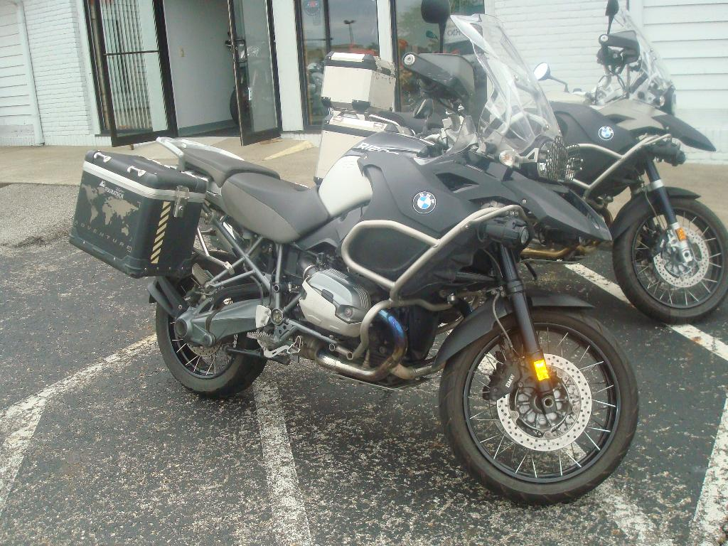 2012 BMW R 1200 GS Adventure, motorcycle listing