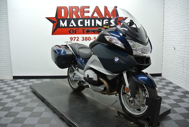 2012 BMW R 1200 RT Premium *ABS, ESA, Heated Grip, motorcycle listing