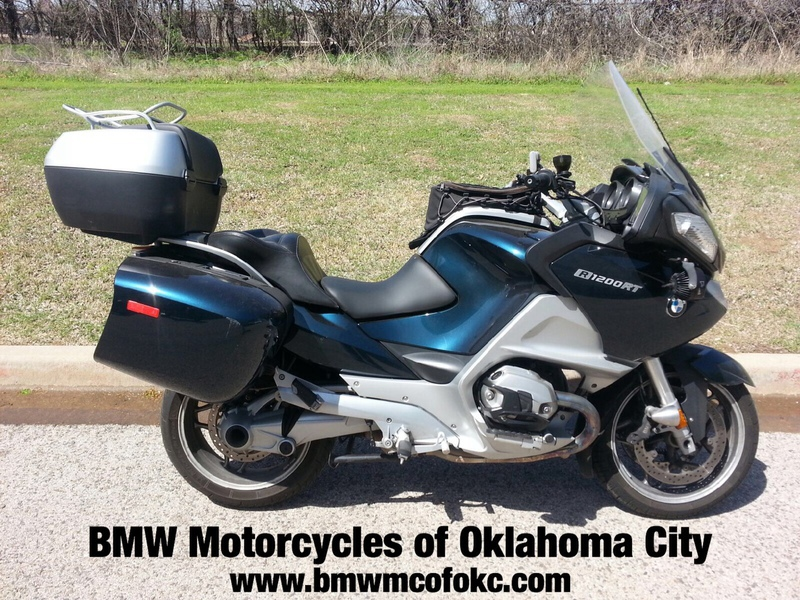 2012 BMW R 1200 RT, motorcycle listing