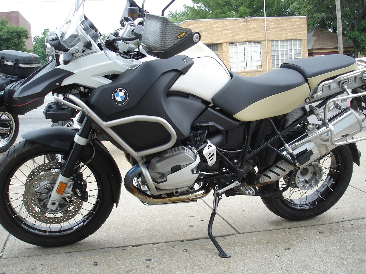 2012 BMW R 1200GS ADVENTURE, motorcycle listing