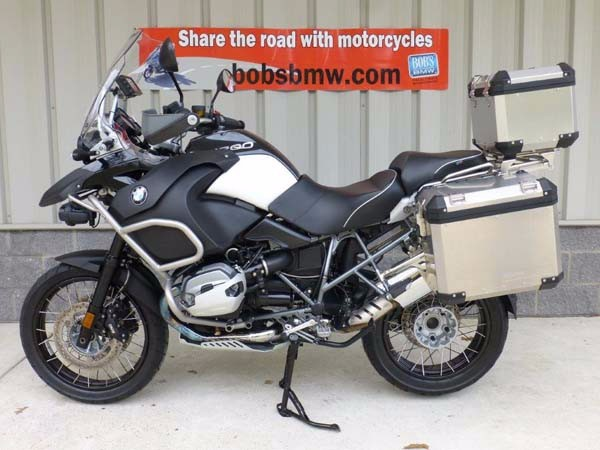 2012 BMW R1200GS ADVENTURE, motorcycle listing