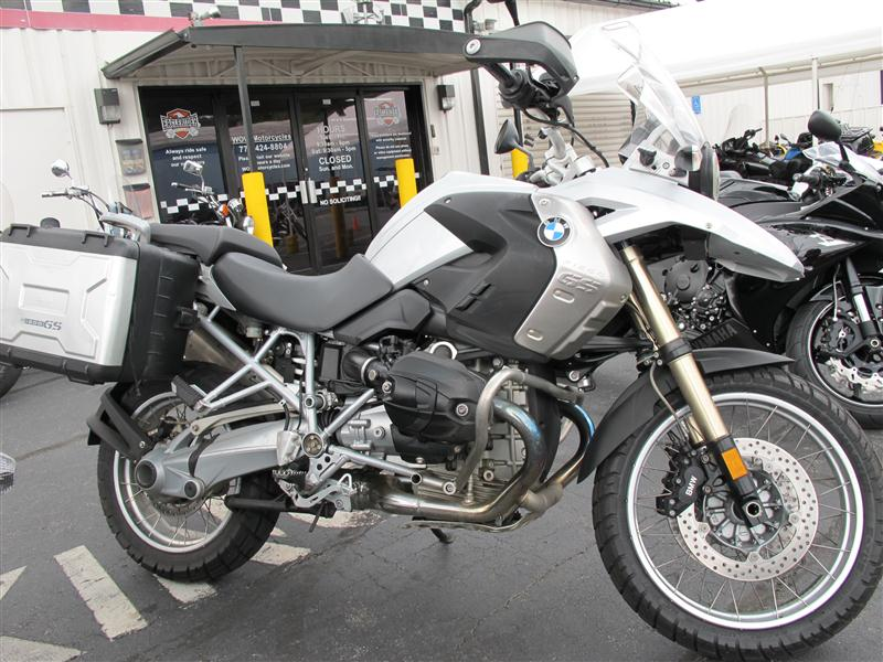 2012 BMW R1200GS, motorcycle listing