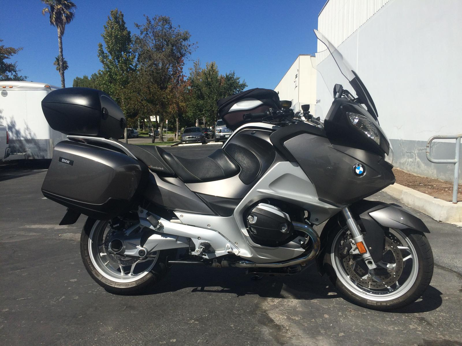 2012 BMW R1200RT, motorcycle listing
