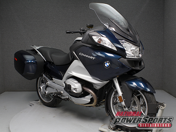 2012 BMW R1200RT W/ABS, motorcycle listing