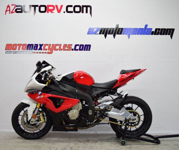 2012 BMW S1000RR Premium, motorcycle listing