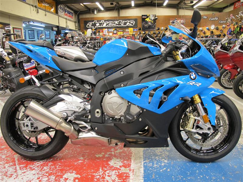2012 BMW S1000RR, motorcycle listing