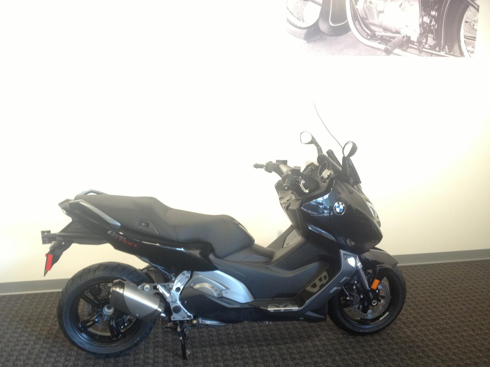 2013 BMW C600S, motorcycle listing