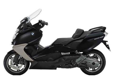 2013 BMW C650GT DEMO, motorcycle listing