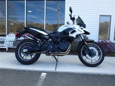 2013 BMW F700GS, motorcycle listing