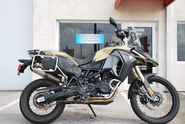 2013 BMW F800GS Adventure Premium, motorcycle listing