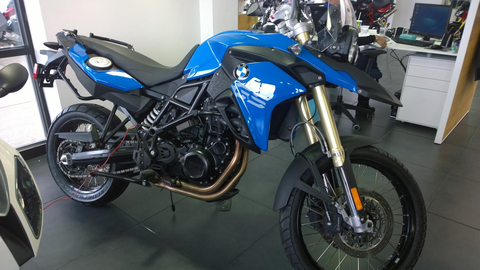 2013 BMW F800GS *FACTORY WARRANTY*, motorcycle listing