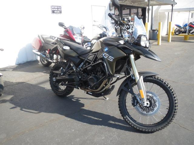 2013 BMW F800GS, motorcycle listing